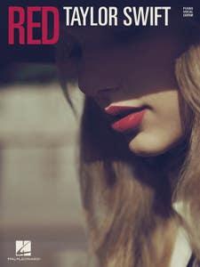 Taylor Swift Red PVG / TAYLOR SWIFT (Hal Leonard)
