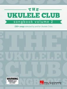 UKULELE CLUB SONGBOOK VOL 2 / (HAL LEONARD)