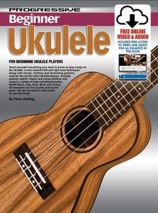 PROGRESSIVE UKULELE BOOK / ONLINE ACCESS  (KOALA)