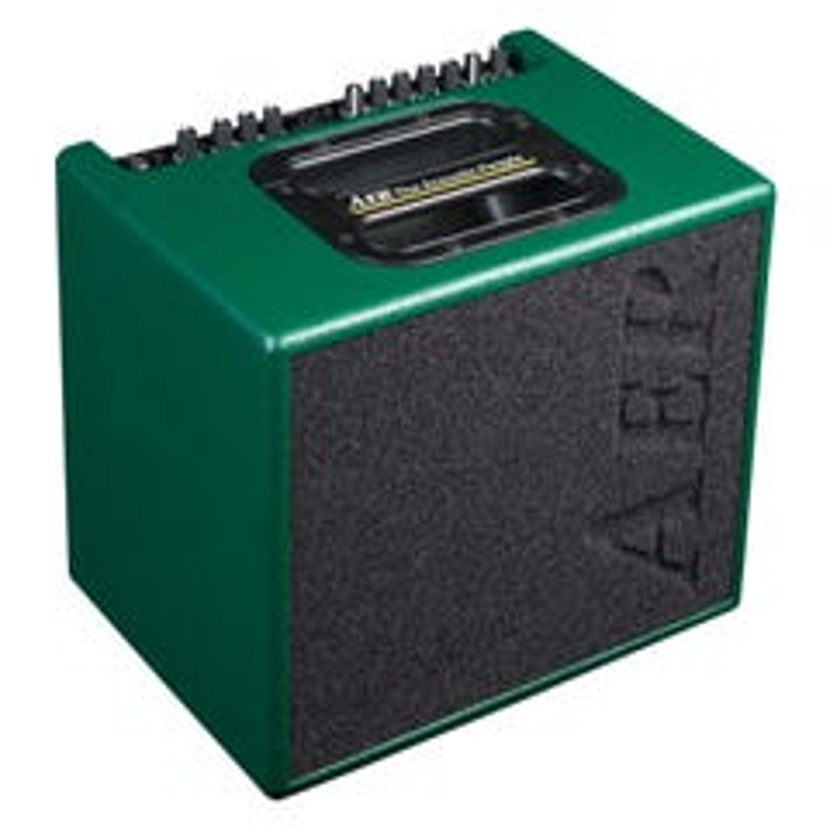AER Compact 60 Acoustic Guitar Amp - Green Splatter