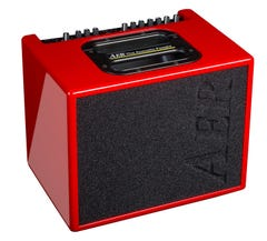AER Compact 60 Acoustic Guitar Amp - Red Highgloss