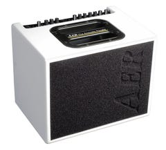 AER Compact 60 Acoustic Guitar Amp - White Matte