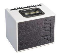 AER Compact 60 Acoustic Guitar Amp - White Splatter