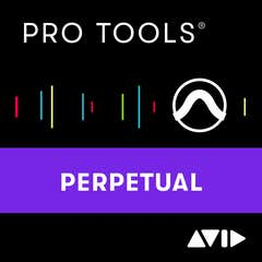 Avid Pro Tools - Perpetual License - New (Electronic Delivery)