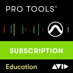 AVID Pro Tools - Annual Subscription - Student/Teacher (Download)