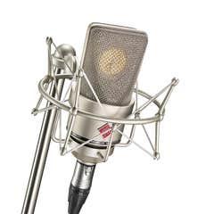 Neumann TLM103 MT Condenser Microphone Studio Set - Nickel