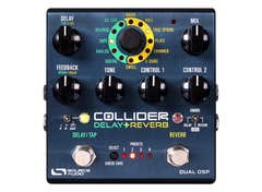 Source Audio One Series Collider Stereo Delay + Reverb Pedal