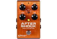 Source Audio One Series Aftershock Bass Overdrive/Distortion Pedal