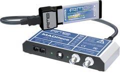 RME HDSPe MADIface ExpressCard/34 Interface