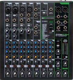 Mackie ProFX v3 10 Channel Professional Effects Mixer w/USB (MK-PROFX10V3)