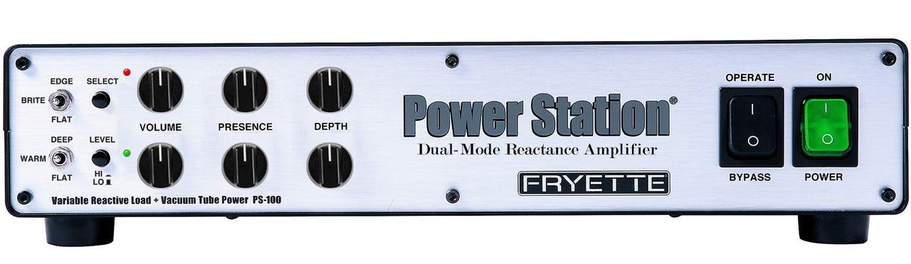Fryette Amplification Power Station PS-100 Integrated Reactance Amplifier