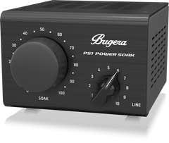 Bugera PS1 Power Soak 100w Amp Attenuator