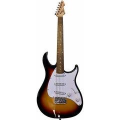 Peavey Raptor PLUS SSS Electric Guitar - Sunburst