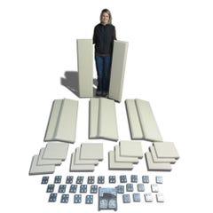 Primacoustic London 10 Room Treatment Kit - Beige