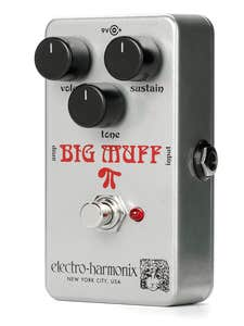 Electro Harmonix Ram's Head Big Muff Fuzz/Distortion Pedal