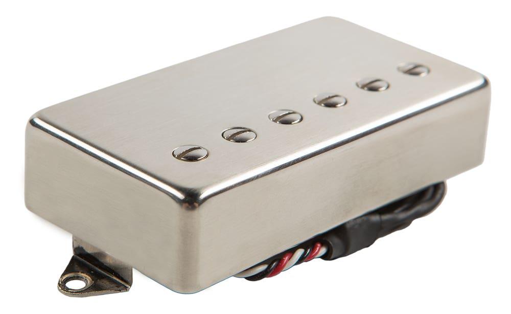 Suhr Thornbucker Humbucker Electric Guitar Pickup 53mm - Bridge - Raw Nickel