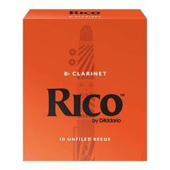 Rico Clarinet Reeds - Box of 10 - Strength 2