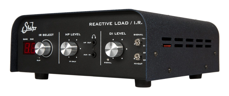Suhr Reactive Load IR - Amp Load Box w/Impulse Responses