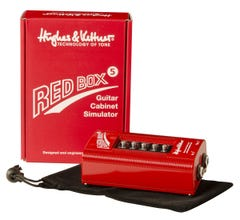 Hughes & Kettner RED BOX 5 Guitar Cabinet Emulator
