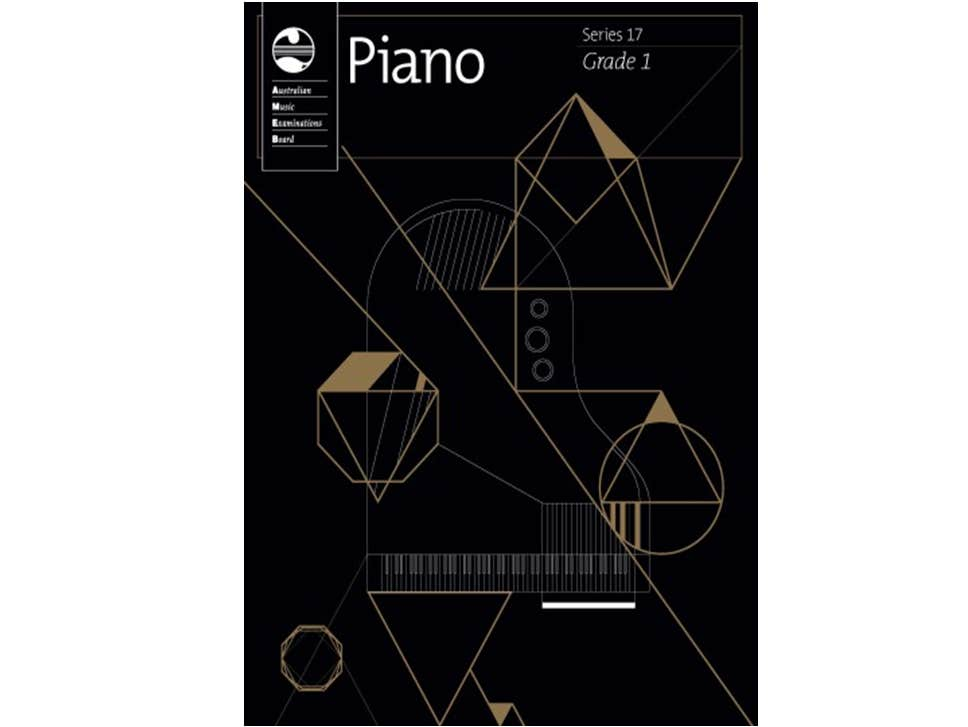 AMEB PIANO GRADE 1 SERIES 17 / AMEB (AMEB)