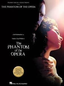 Phantom Of The Opera Selection (Hal Leonard)