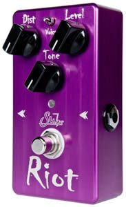 Suhr Riot Distortion Pedal