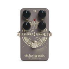 Electro Harmonix Ripped Speaker Fuzz / Distortion Pedal