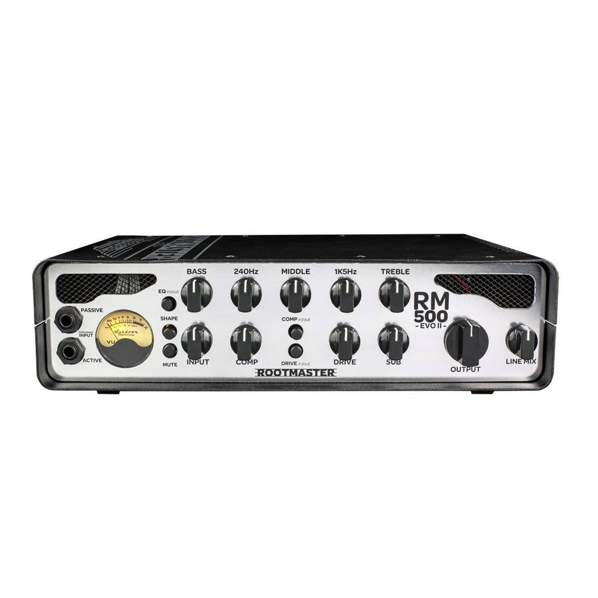 Ashdown Rootmaster 500 EVO Bass Head
