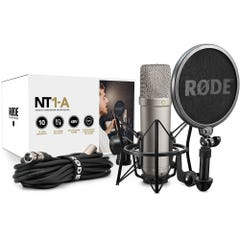 Rode NT1A Condenser Microphone Pack