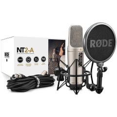 Rode NT2A Condenser Microphone Pack (NT-2A)