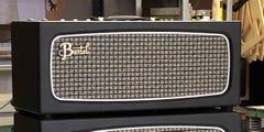 Bartel Roseland 45w Guitar Amp Head - Black