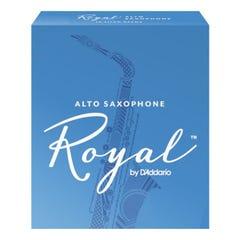 Rico ROYAL Alto Sax Reeds - Box of 10 - Strength 2.5
