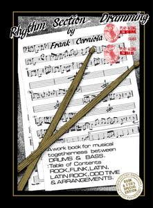 rhythm section drumming BK/CD / CORNIOLA (CORNIOLA)