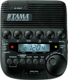 Tama RW200 Rhythm Watch Programmable Metronome