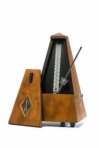 Wittner Metronome - Wood - Matte Walnut (813M)