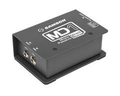 Samson MD1 - Mono Passive Direct Box
