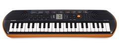 Casio SA76 44-key Mini Keyboard w/Power Supply