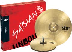 Sabian SBR 2pc Cymbal Pack - 14/18 (SBR5002)