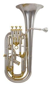 Schagerl SLBHJMS Bb James Morrison Signature 4-Valve Baritone Horn