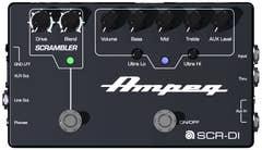 Ampeg SCR-DI Bass DI/Pedal