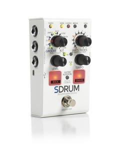 "Digitech SDRUM ""Strummable Drums"" Drum Machine Pedal"