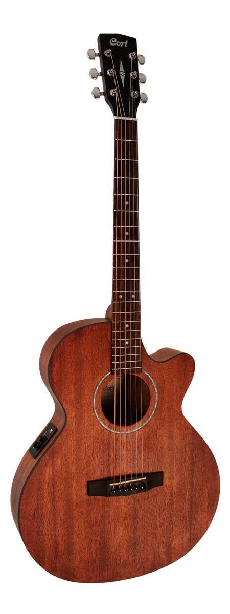 Cort SFX-MEM Acoustic Electric Guitar - Mahogany