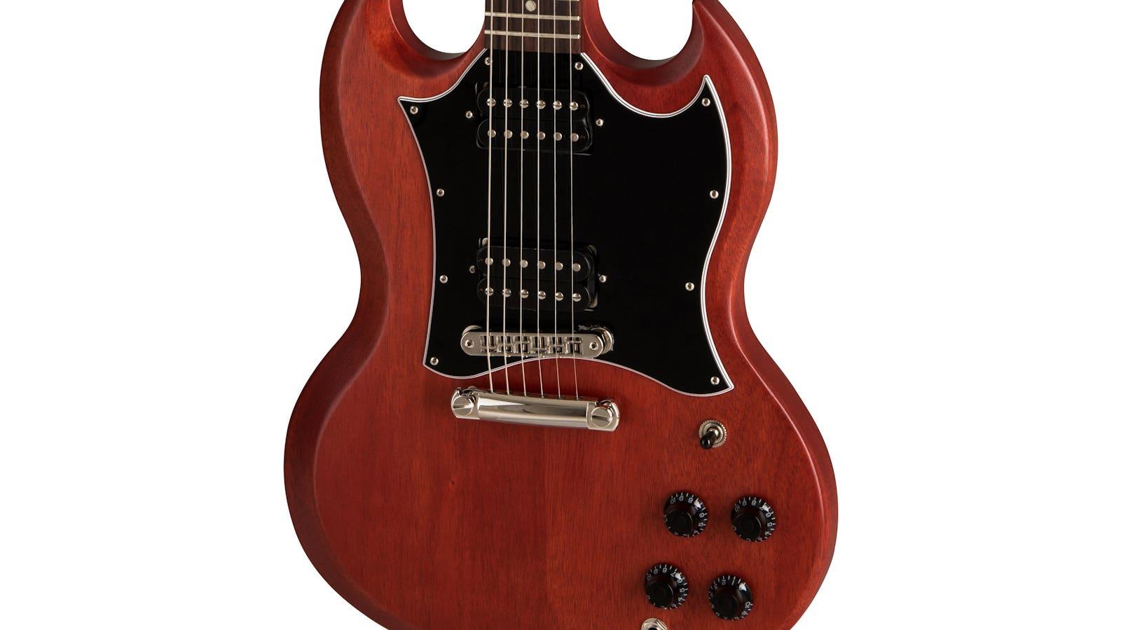 Gibson SG Tribute - Vintage Cherry Satin