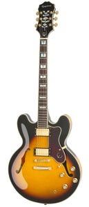 Epiphone Sheraton II PRO Semi-Hollow Electric Guitar - Vintage Sunburst