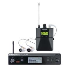 Shure PSM300 Wireless System w/SE215 Sound Isolating Earphones