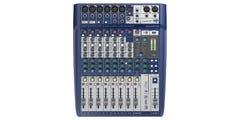 Soundcraft Signature 10 Analog Mixer w/USB and Effects