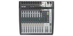 Soundcraft Signature 12 MTK Mixer w/USB and Effects