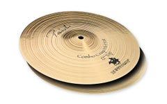 "Paiste 12"" Stewart Copeland Signature Hi Hats ""The Rhythmatist"""