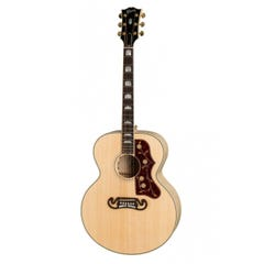 Gibson J200 Standard Jumbo Acoustic Guitar w/Case - Antique Natural