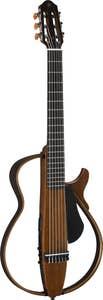 Yamaha SLG200N Silent Guitar Nylon String - Natural
